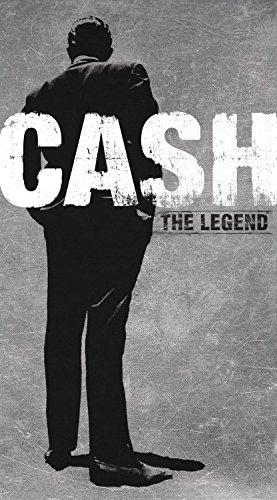 Johnny Cash - The Legend - Zortam Music