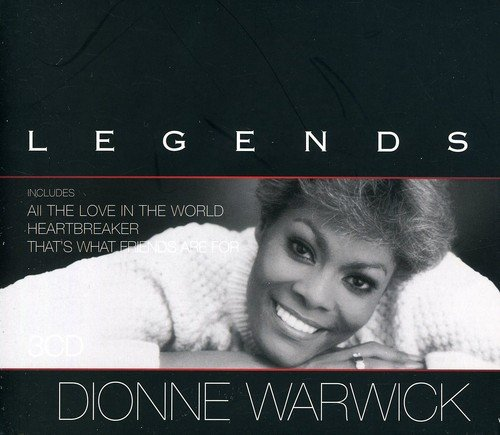 Dionne Warwick - 100 Hits - 80s Love (CD5) - Zortam Music