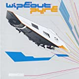 Cubierta del álbum de Wipeout Pure: The Official Soundtrack