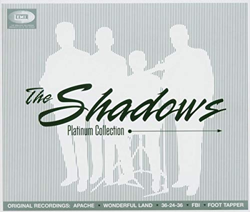 The Shadows - The Platinum Collection [2CD + DVD] - Zortam Music