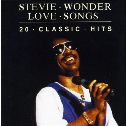 Stevie Wonder - 20 Classic Hits_Love Songs - Zortam Music