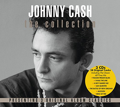 Johnny Cash - The Collection - Folsom Prison San Quentin & America :200 - Zortam Music