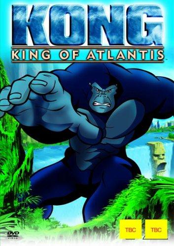 Kong: King of Atlantis / Конг - король Атлантиды (2005)