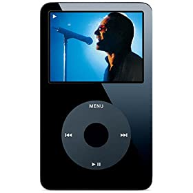 Apple iPod 30GB ブラック [MA146J/A]