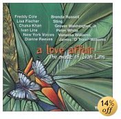 Sting - A Love Affair: The Music of Ivan Lins - Zortam Music