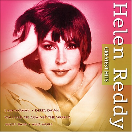 Greatest Hits by Helen Reddy album cover