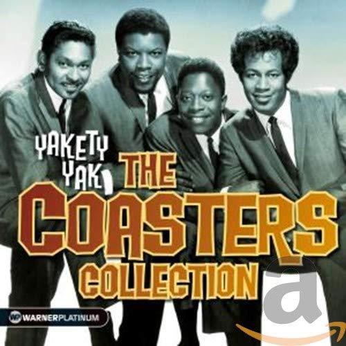 Coasters - YAKETY YAK: THE PLATINUM COLLECTION - Zortam Music