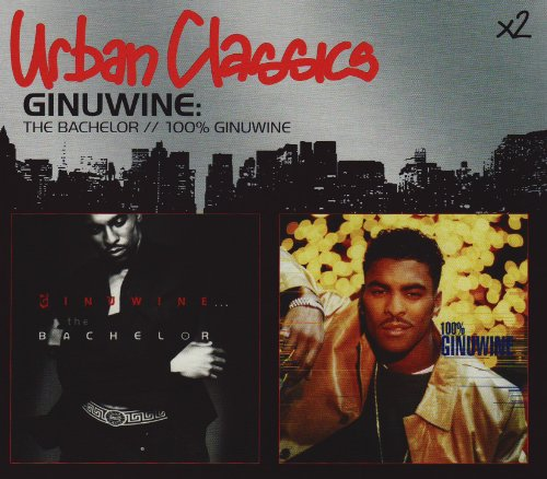 Ginuwine - Bachelor, the/100% Ginuwine - Zortam Music