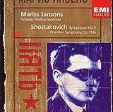 ショスタコーヴィチ:交響曲第5番&室内交響曲
