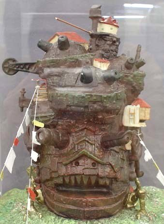 ハウルの動く城 オルゴール