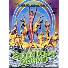 Million Dollar Mermaid DVD