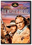 The Missouri Breaks By DVD
