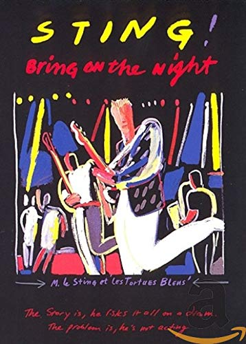 Sting - Bring On The Night (Cd1) - Zortam Music