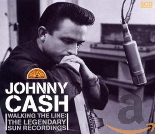 Johnny Cash - Walking The Line: The Legendary Sun Recordings (CD1) - Zortam Music