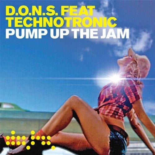 Technotronic - Pump Up the Jam [UK-Import] - Zortam Music