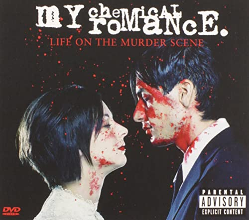 My Chemical Romance - Life On The Murder Scene (CD 2DVD) - Zortam Music