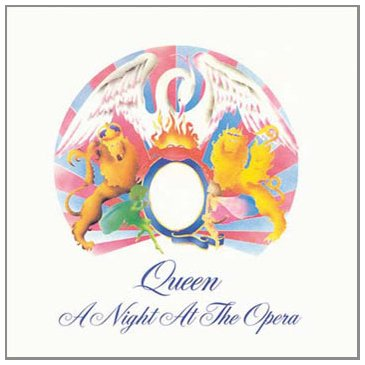 Queen - A Night At The Opera (1975) - Zortam Music