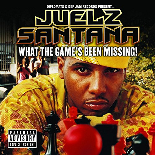 Juelz Santana - What the Game