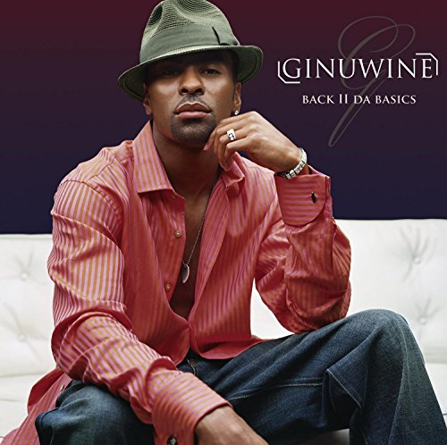 Back II Da Basics by Ginuwine album cover