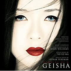 Memoirs Of A Geisha  soundtrack