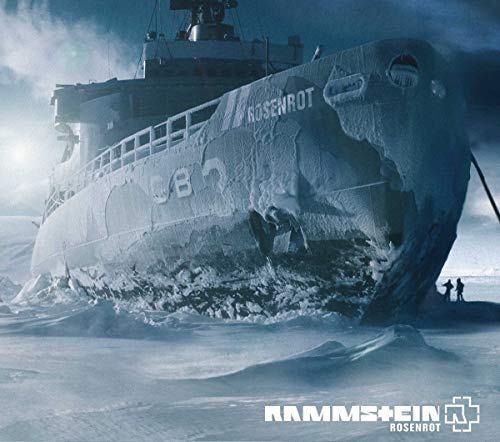 Rammstein - Rosenrot (+DVD) [UK] Disc 1 - Zortam Music