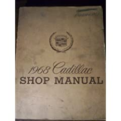 <i>1968 Cadillac<br>
