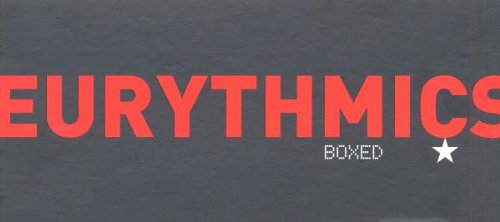 Eurythmics - Boxed [Complete Boxset] [8CD] - Zortam Music
