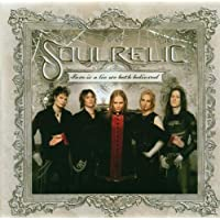 Cover of Soulrelic � Love Is A Lie We Both Believed