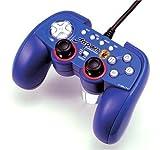 CYBER・アナログ連射コントローラ2 サッカー日本代表Ver.<JAPAN BLUE>