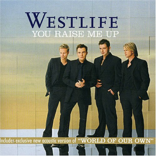 Westlife - You Raise Me Up (Single) - Zortam Music