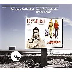 「サムライ/冒険者たち」オリジナル・サウンドトラック盤