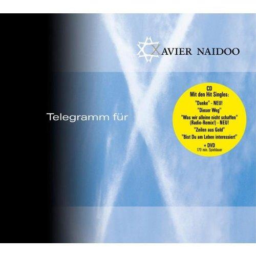 Xavier Naidoo - Telegramm f__r X (CD + DVD) - Zortam Music
