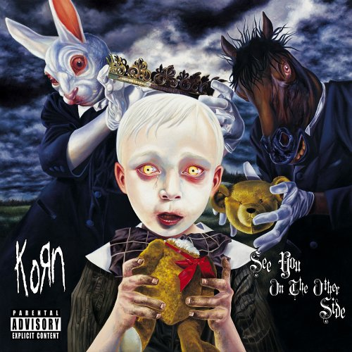 See You on the Other Side by Korn album cover