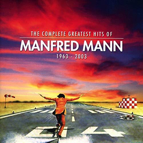 MANFRED MANN - Complete Greatest Hits 63-03, T - Zortam Music