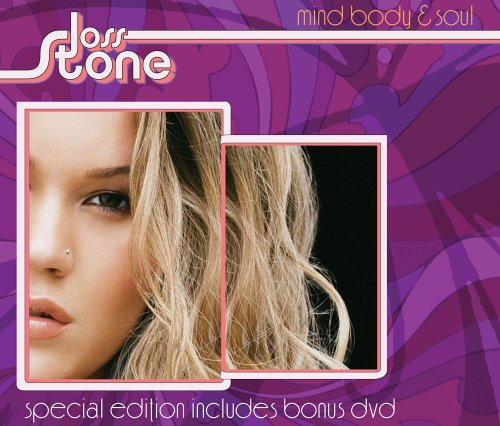 Joss Stone - Mind, Body & Soul [CD + DVD] - Zortam Music