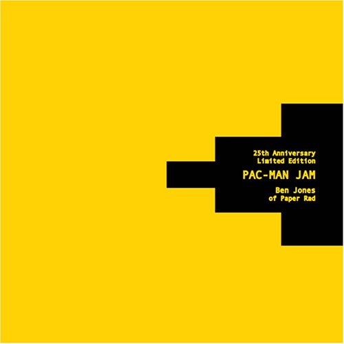 Pac-Man Jam 25th Anniversary Limited Edition