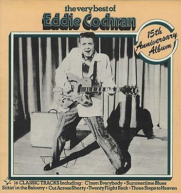 Eddie Cochran - The Very Best Of Eddie Cochran - Zortam Music