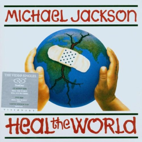 Michael Jackson - Heal The World (Single-CD) - Zortam Music