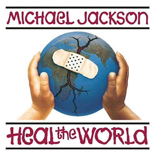 Michael Jackson - Heal The World (Single-CD) - Lyrics2You