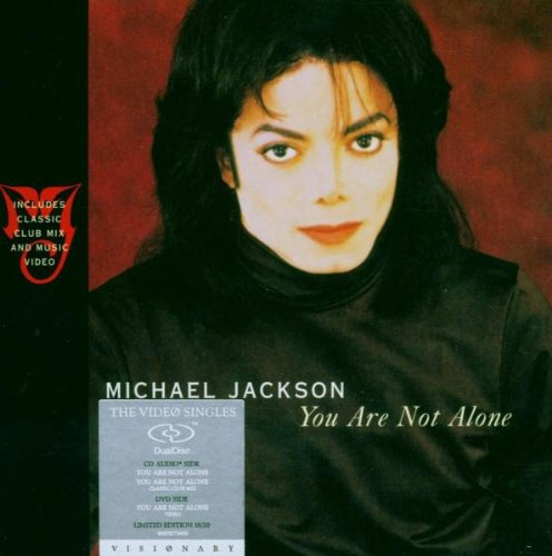 Michael Jackson - You Are Not Alone (single) - Zortam Music