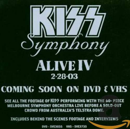 Kiss - Symphony - Alive IV (Disc 1) - Zortam Music
