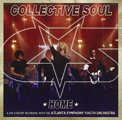 Collective Soul - Home: A Live Concert Recording with the Atlanta Symphony Youth Orchestra Disc 2 - Zortam Music