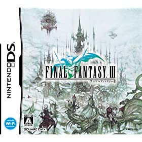 ファイナルファンタジー3 任天堂 DS