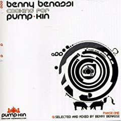 Benny Benassi - Cooking For Pump-kin - 2007 (CD)