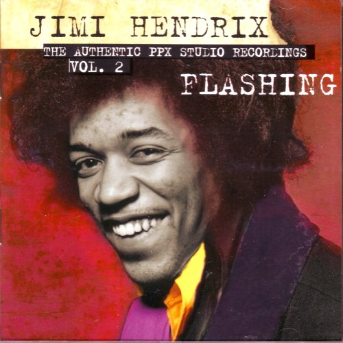 Jimi Hendrix - PPX Studio Recordings Vol. 2 - Zortam Music
