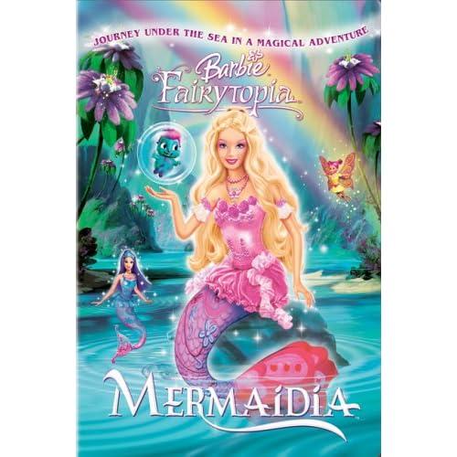 Барби: Сказочная страна Мермедия / Barbie Mermaidia (2006) DVDRip