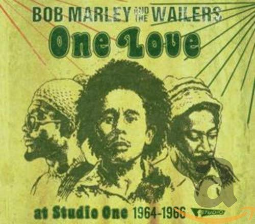 Bob Marley - One Love at Studio One 1964-1966 - Zortam Music