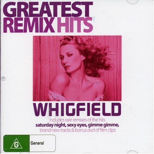 Whigfield - Greatest Remix Hits [CD + DVD Edition] [Australian Import] - Zortam Music