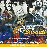 Album cover for Rang De Basanti