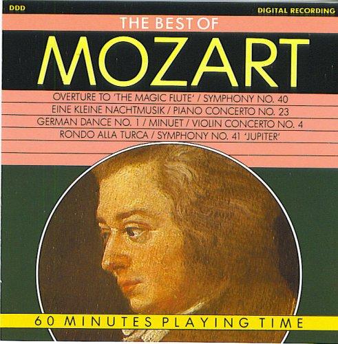 Mozart - The Best Of Mozart - Zortam Music